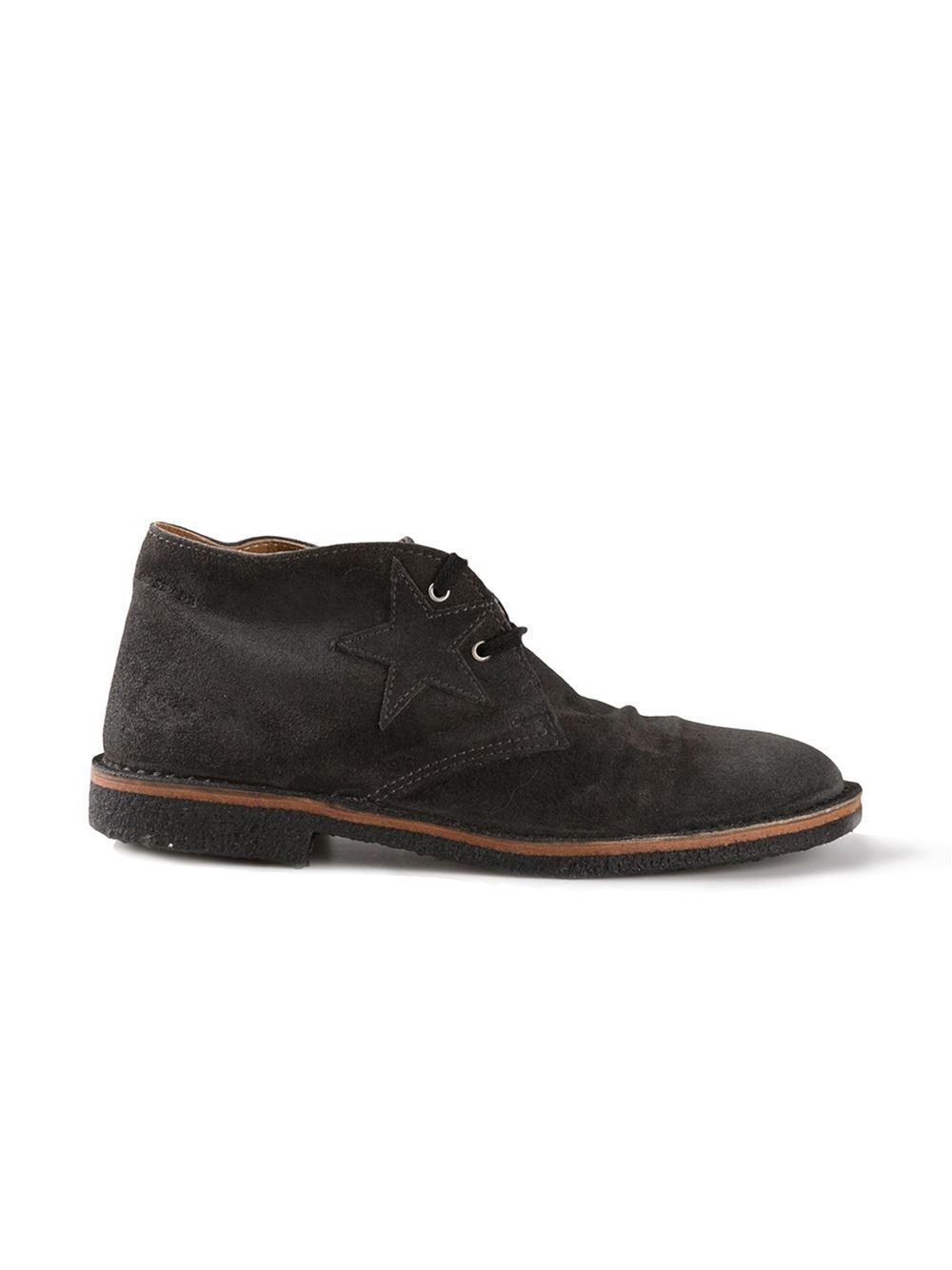 Golden Goose Deluxe Brand 'City' Boots in Grey (Grey)