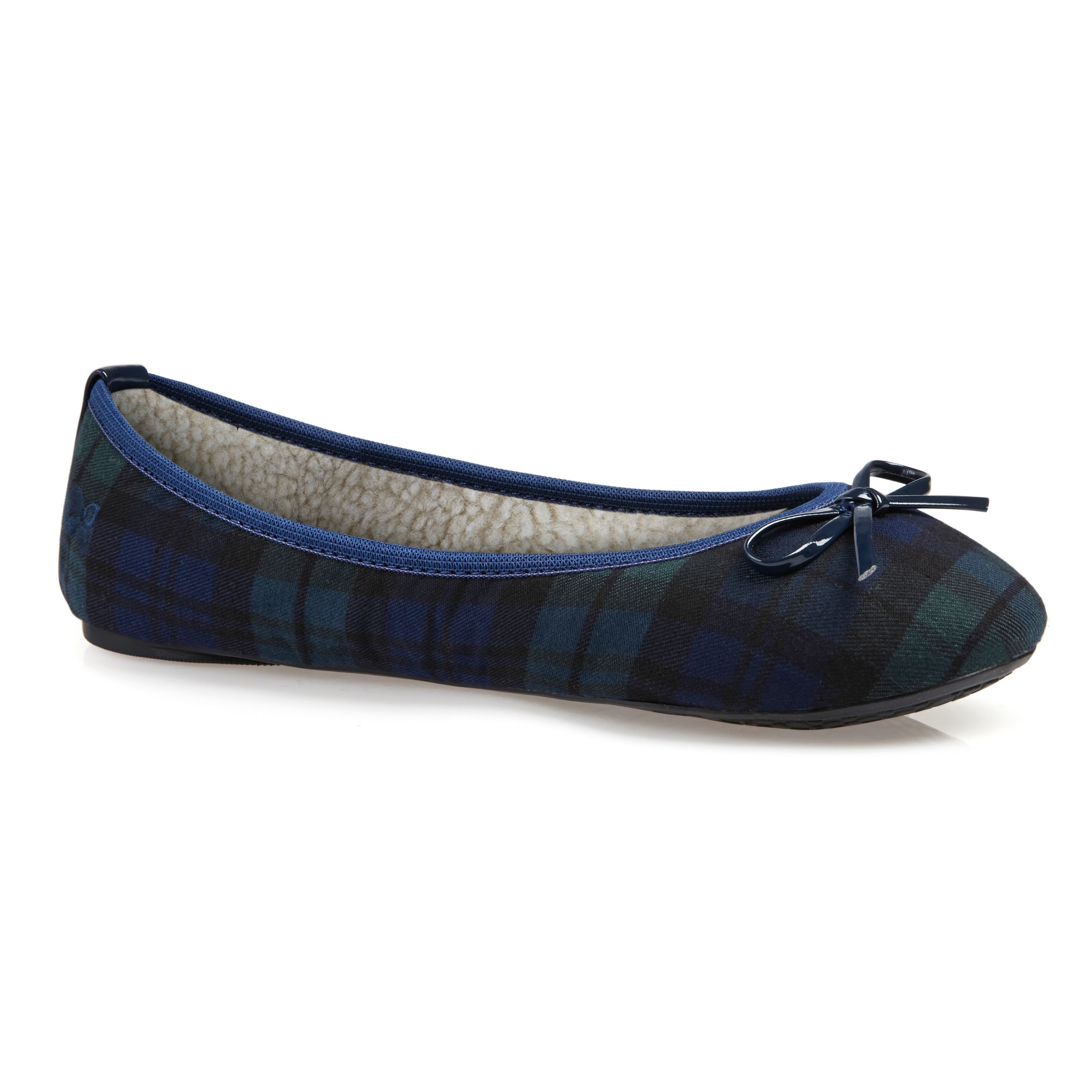 butterfly twists ballerina shoe in blue navy lyst. Black Bedroom Furniture Sets. Home Design Ideas