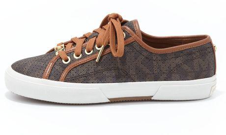 michael kors tennis shoes for women