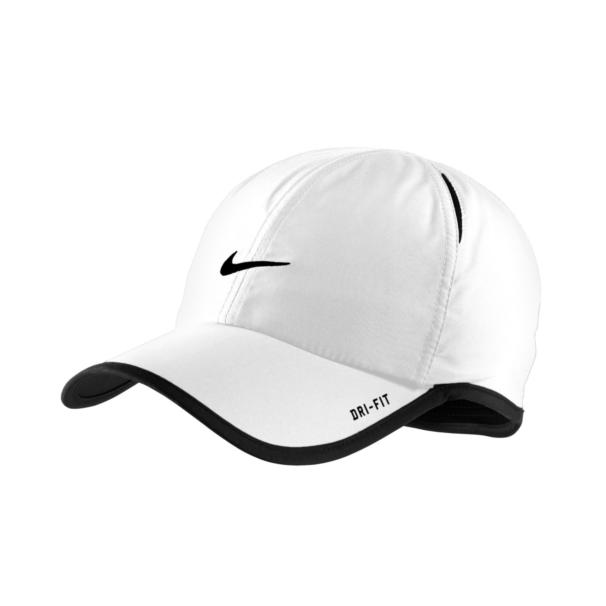 the best attitude 1ff3d b2d7b ... usa lyst nike dri fit feather light cap in black for men 9f334 8a077