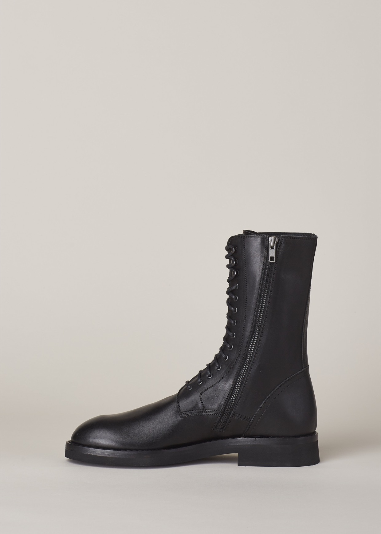Ann Demeulemeester leather lace up shoes for sale online B84Je0