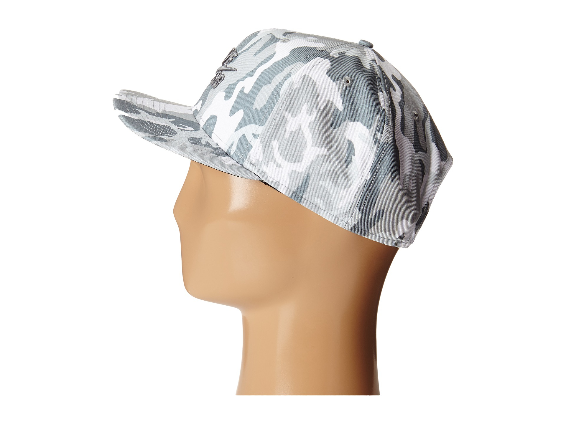 a263ad16d46 Lyst - Nike Performance Camo Trucker Hat in White for Men