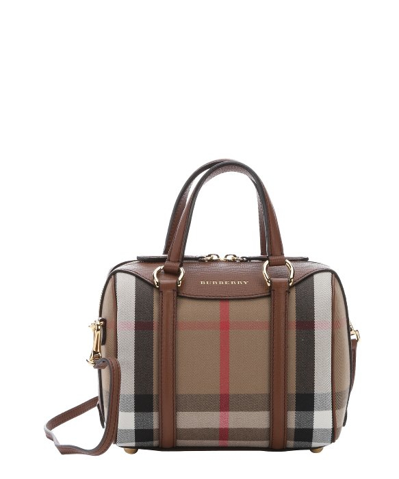 ac29a99fb6a2 Gallery. Previously sold at  Bluefly · Women s Bowling Bags Women s Burberry  House