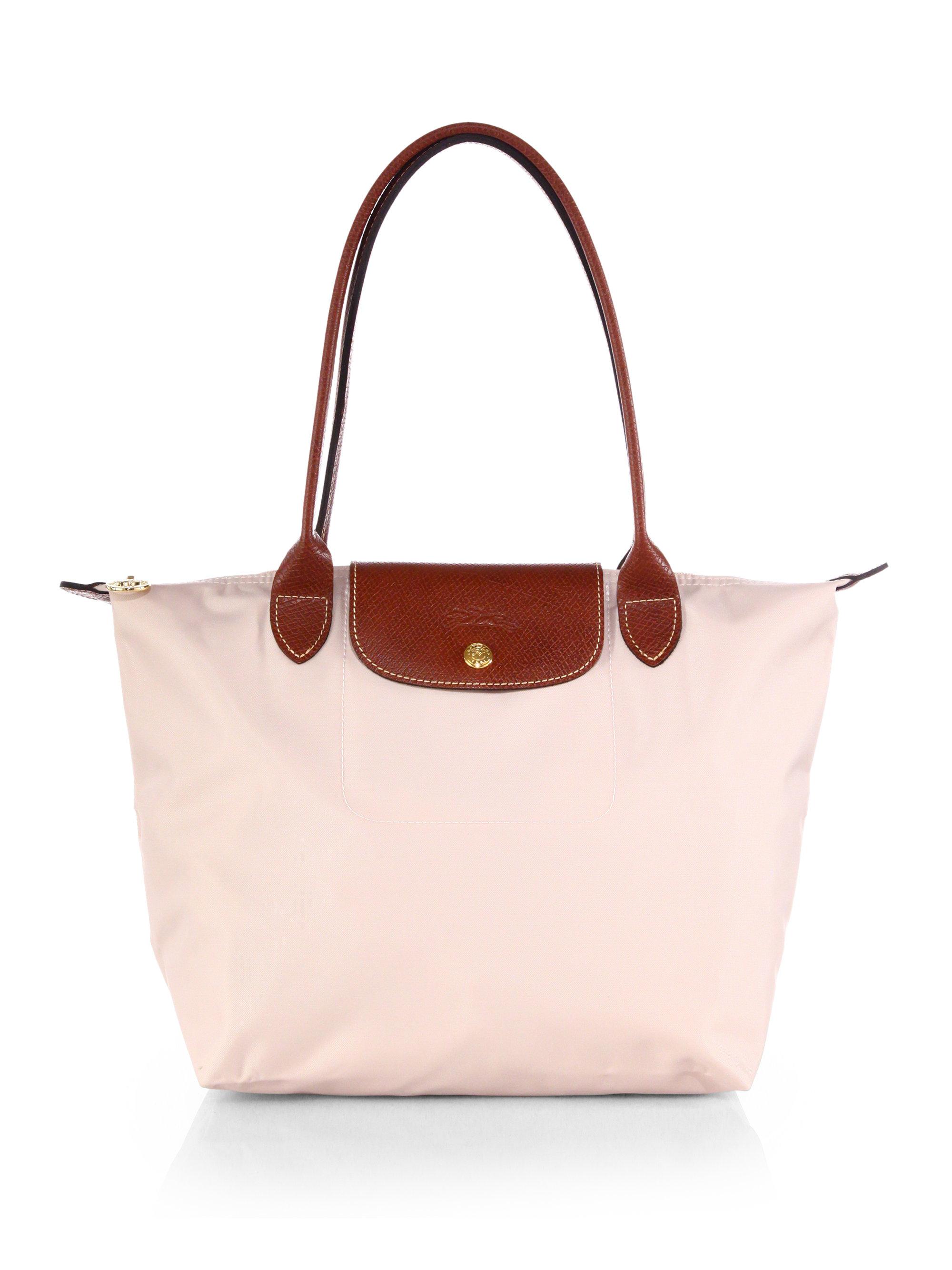 Longchamp Le Pliage M Beige