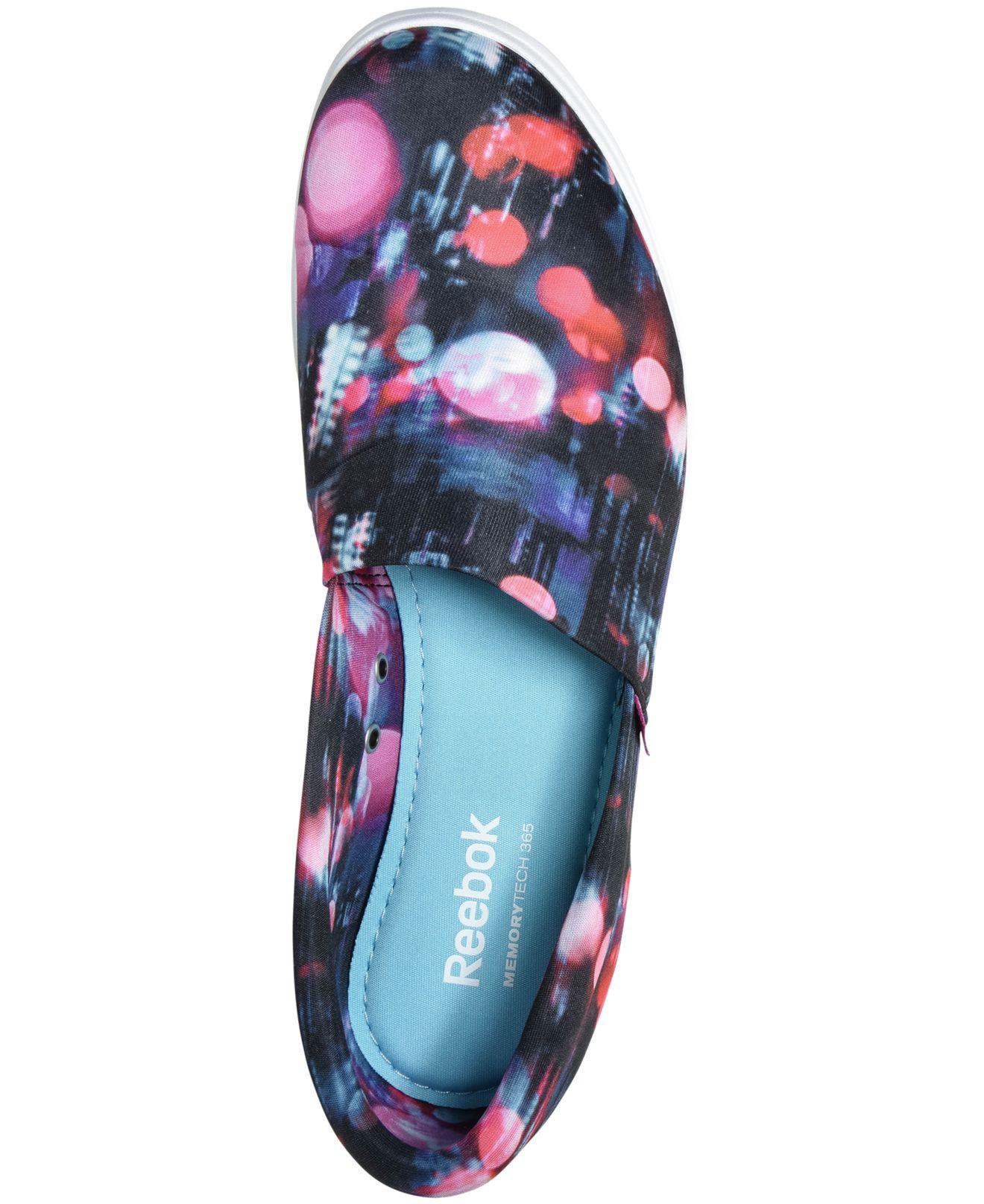 0fd0d6c89de Lyst - Reebok Women s Skyscape Harmony Walking Shoes From Finish Line