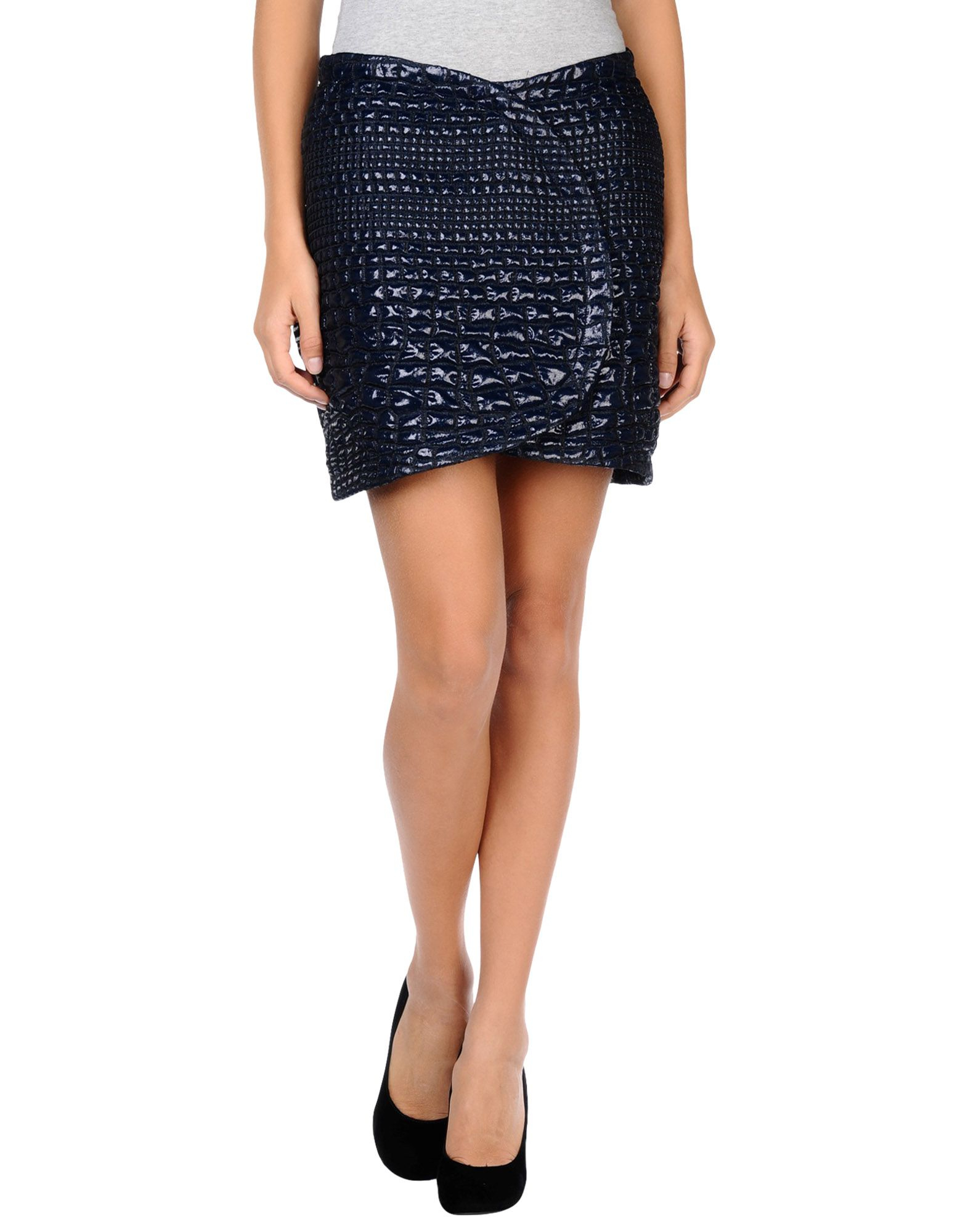 Find Blue mini skirts at ShopStyle. Shop the latest collection of Blue mini skirts from the most popular stores - all in one place. Skip to Content Self-Portrait Ruffled Checked Tweed Mini Skirt - Blue $ Get a Sale Alert Free Shipping.