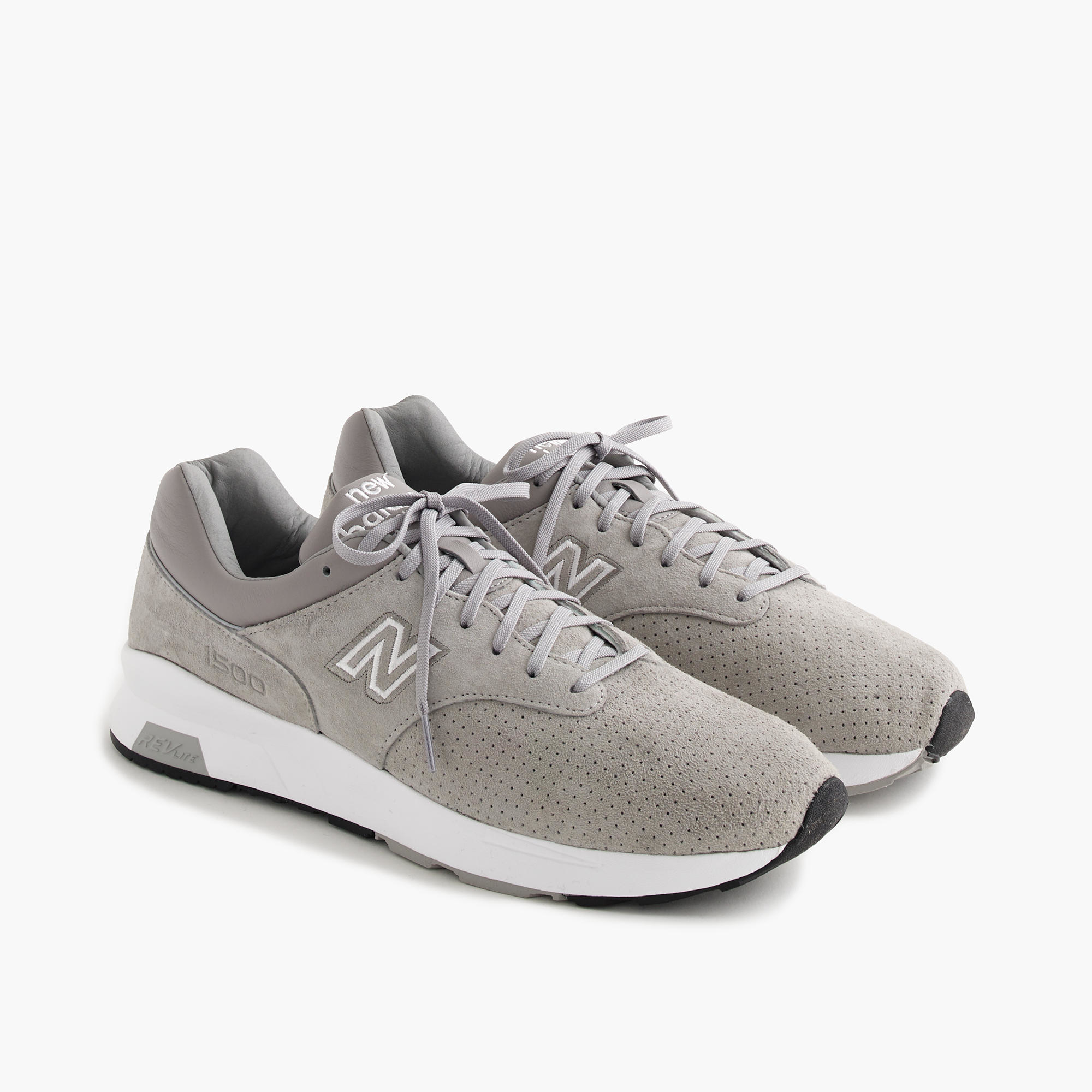 Lyst - J.Crew New Balance 1500 Re-engineered Sneakers in Gray for Men 217d43f129e54