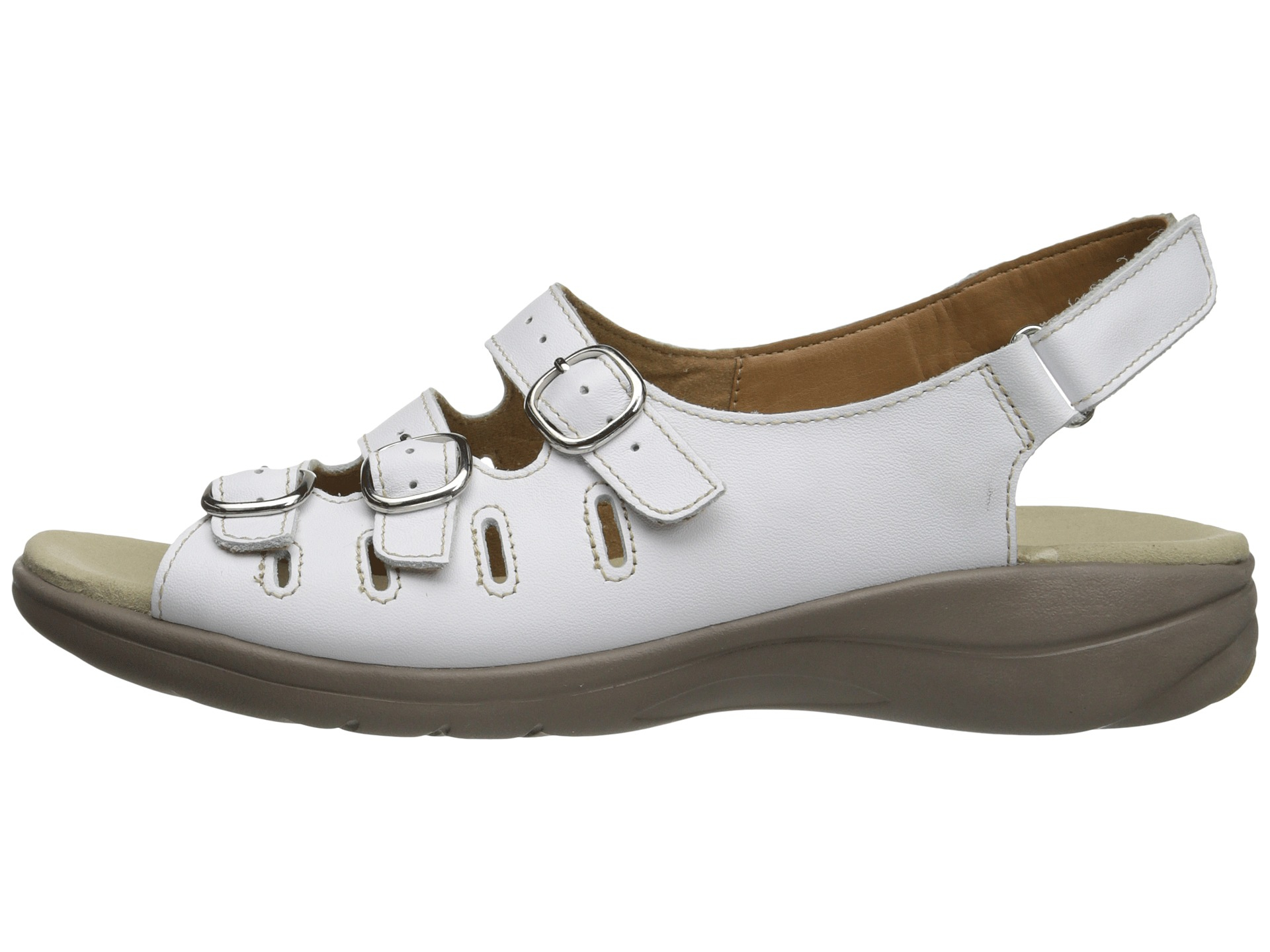 39ade26a139 Lyst - Clarks Saylie Medway in White