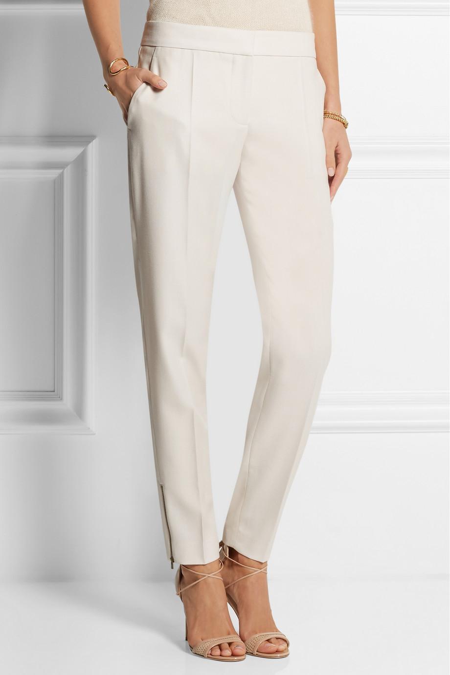 Wool pants Stella McCartney u7f3Z94c4