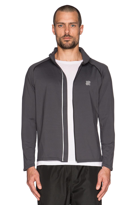 Undefeated Op Camo Tech Full Zip Jacket In Gray For Men Lyst