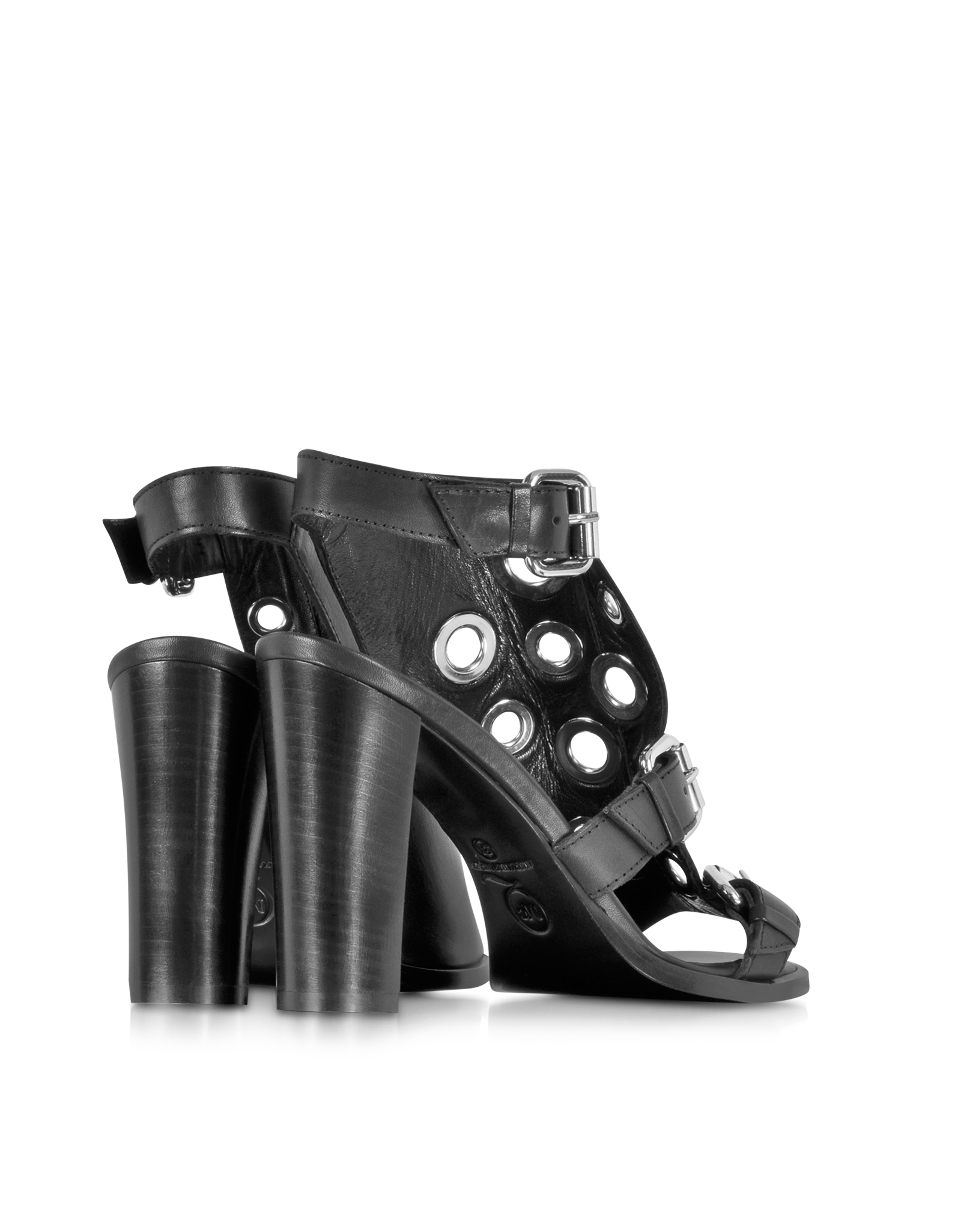 McQ Leather Sandals dTJZOvUJD