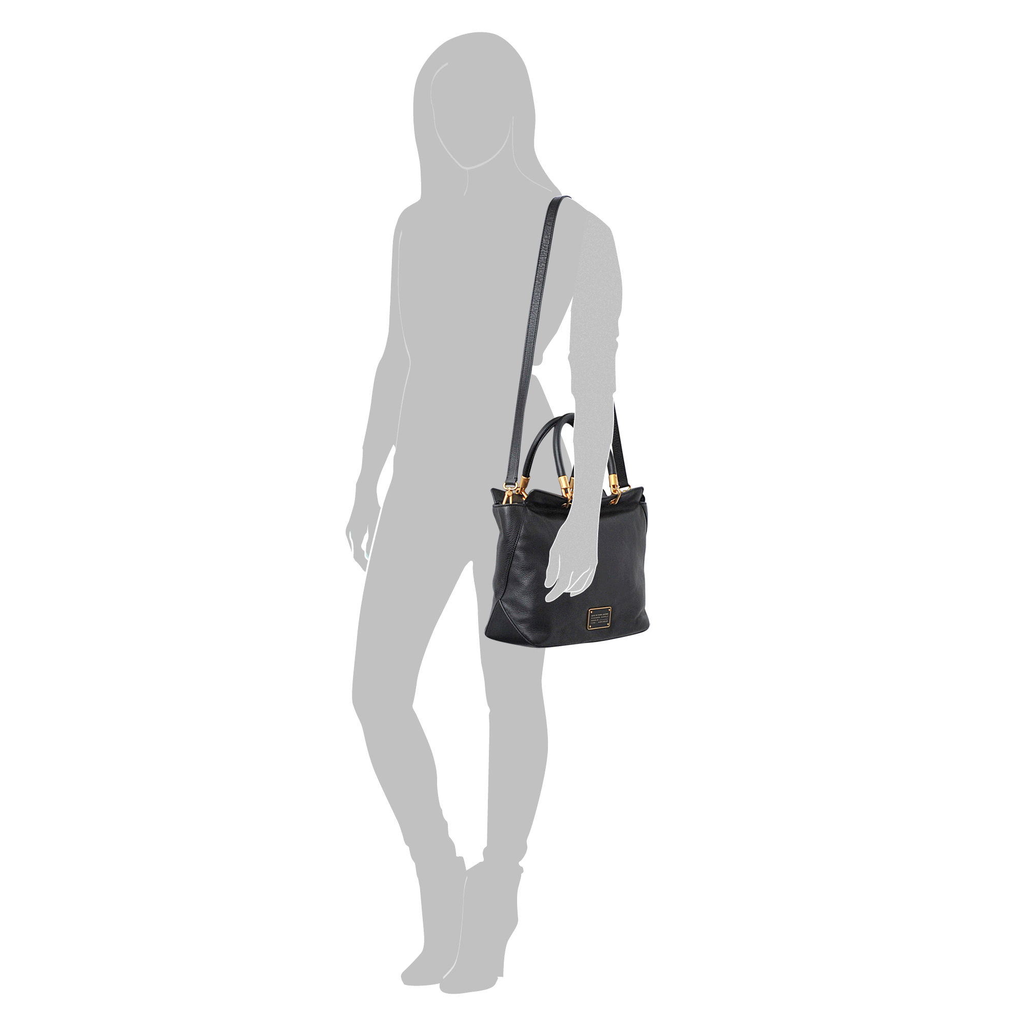 02db181f73 Marc By Marc Jacobs New Too Hot To Handle Bentley Bag in Black - Lyst