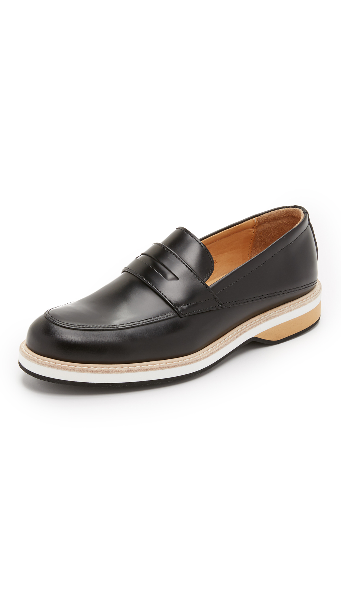 FOOTWEAR - Loafers Essentiel T3V1cWN3