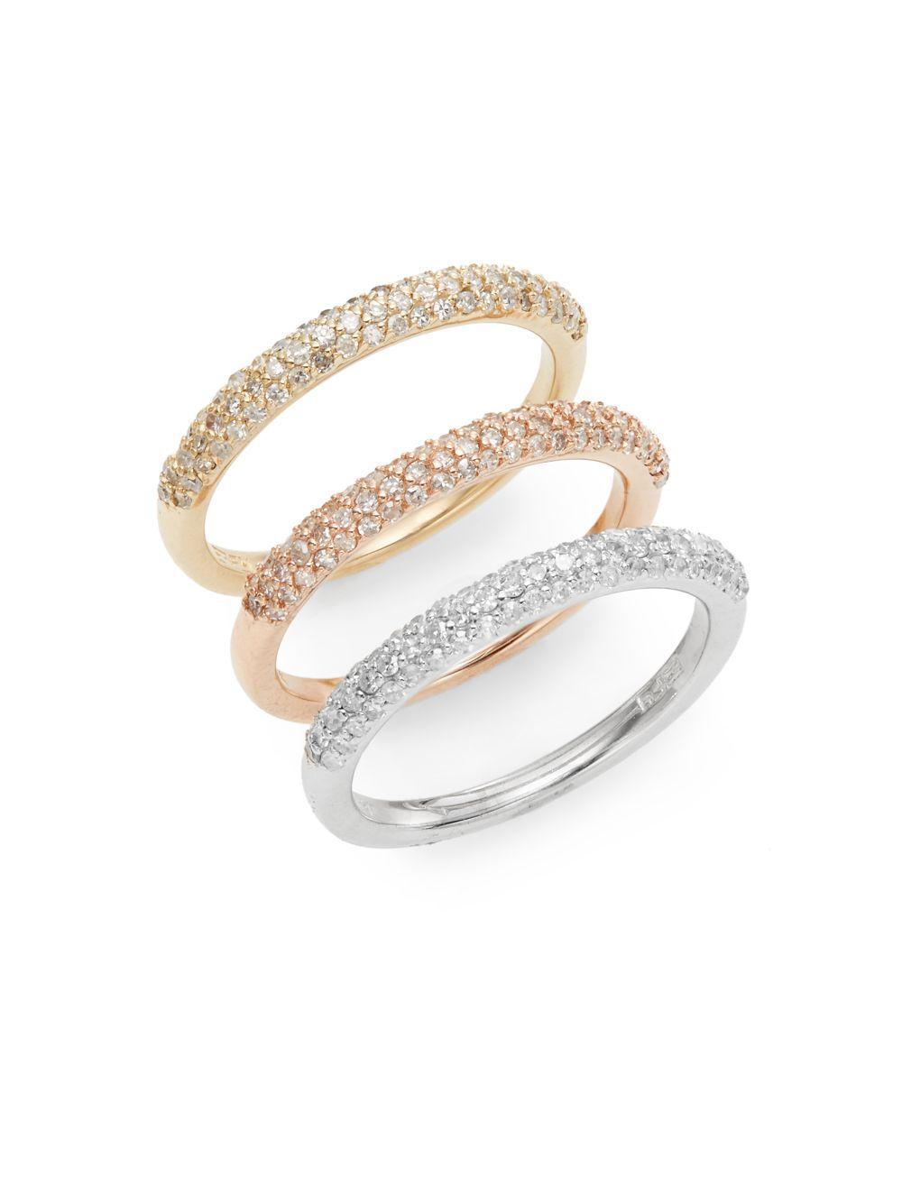 Effy Diamond Ring Band