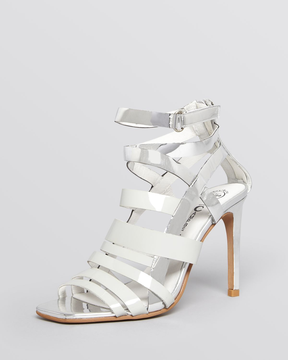 Jeffrey Campbell Strappy Sandals Lyceum High Heel In