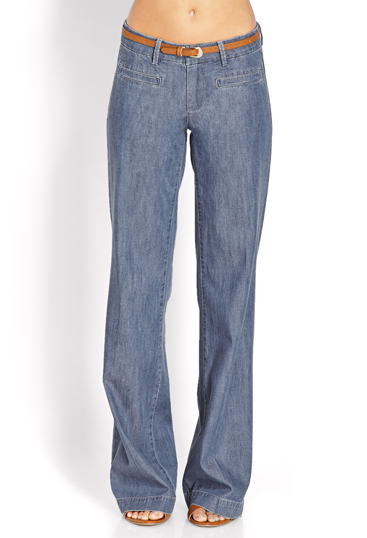 High Rise Jeans Women