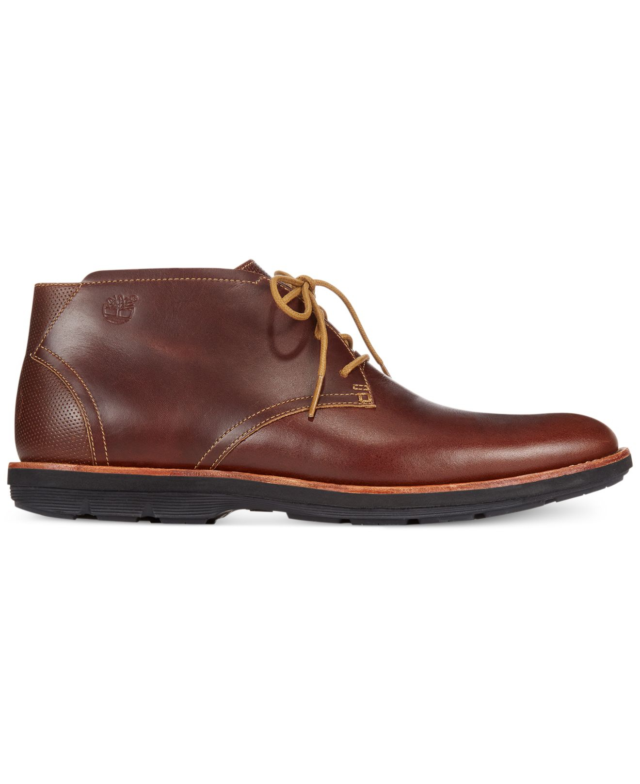 Timberland Brown Earthkeepers Kempton Chukka Boots for men