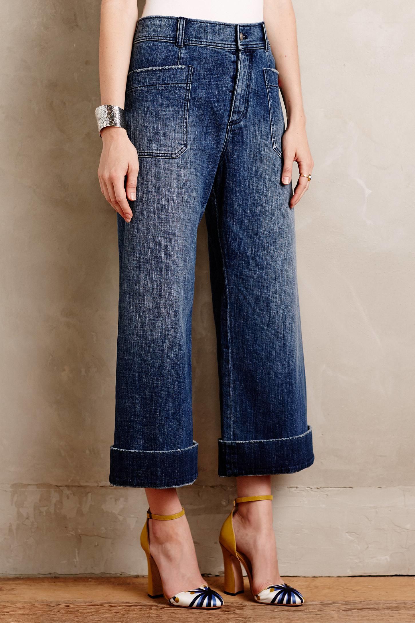 Lyst - Shop Women's Pilcro Jeans from $88