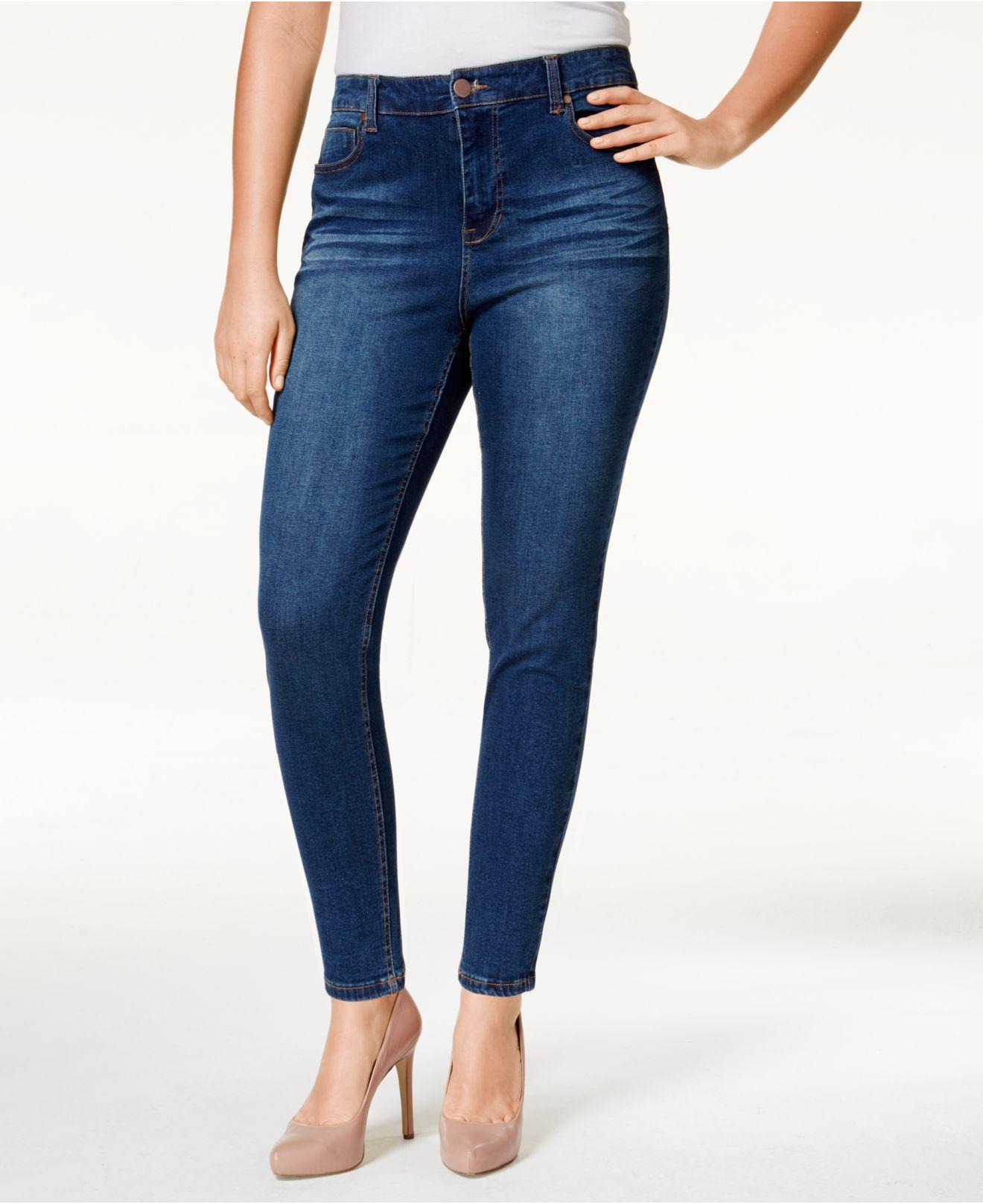 Celebrity Pink Women's Plus Size Jeans - Shape