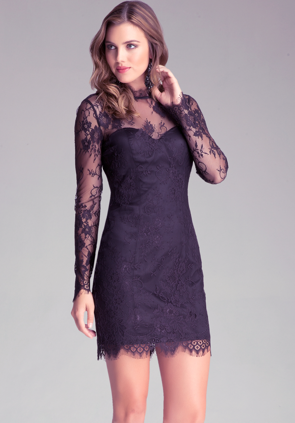 Bebe Dresses Bebe knows that dresses should be easy-to-wear and easy to style. That's why its range features bandage dresses, bodycon gowns and fit-and-flare styles that can be worn for work, parties, date nights and special occasions.