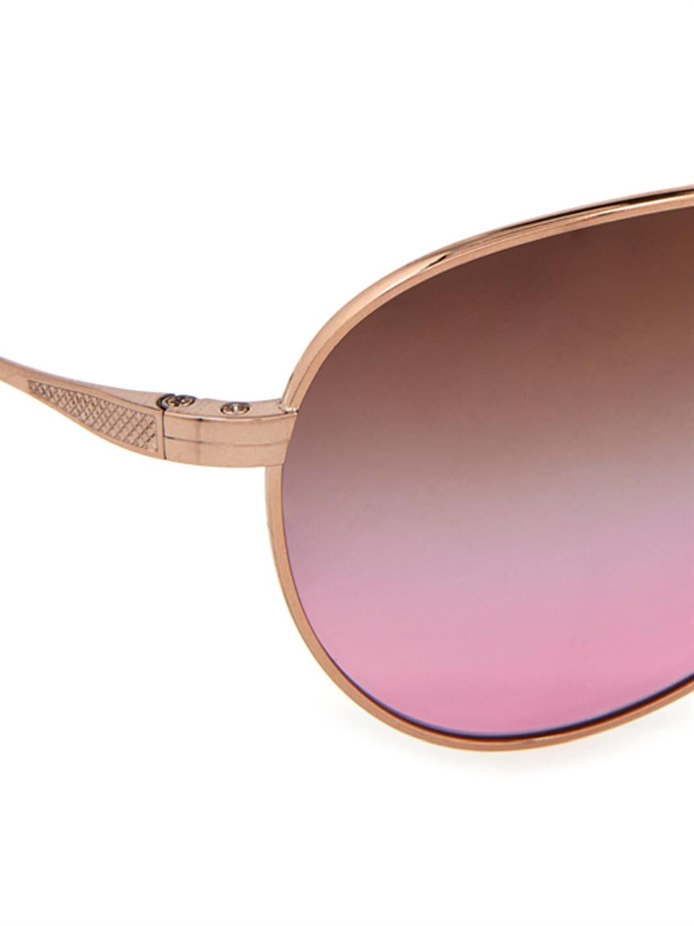 Barton Perreira Lovitt Aviator Style Sunglasses In Pink Lyst