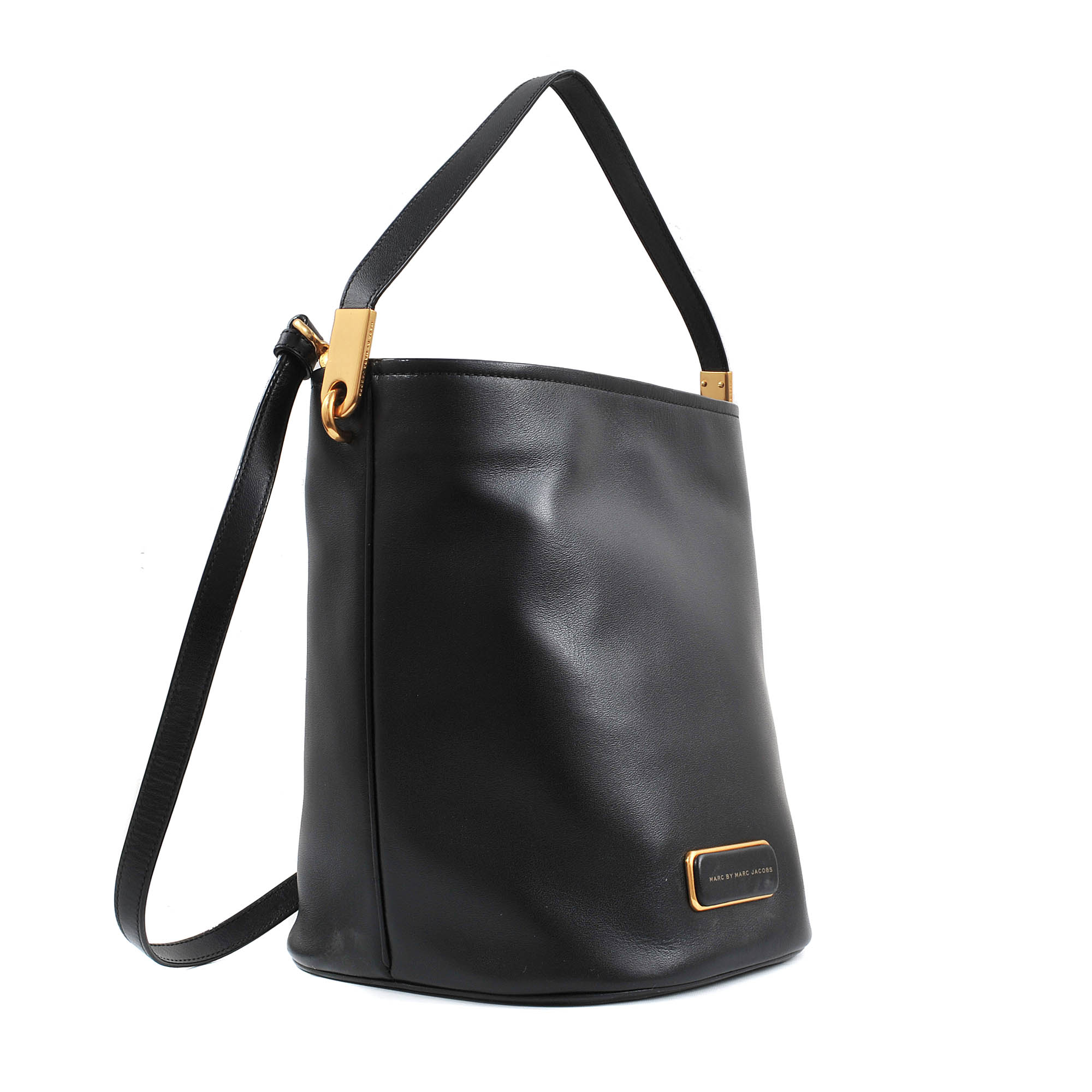 a2d781652687 Marc By Marc Jacobs Ligero Bucket Bag in Black - Lyst