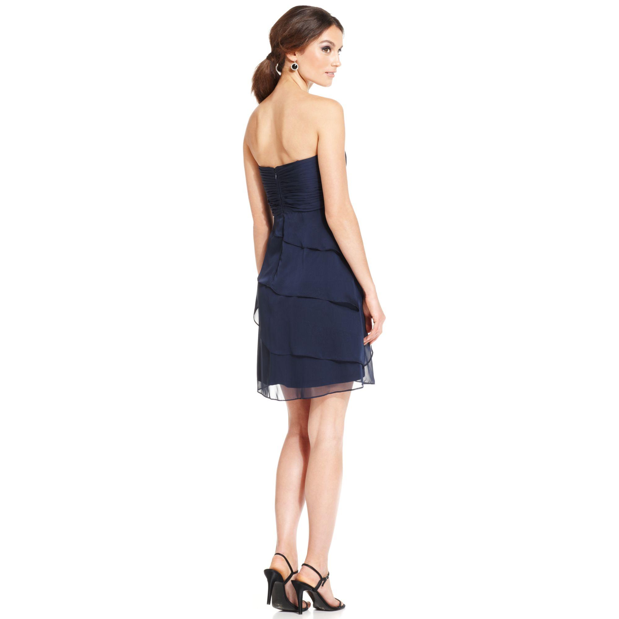 066e2e95ed Strapless Dresses and Shawls – Fashion dresses