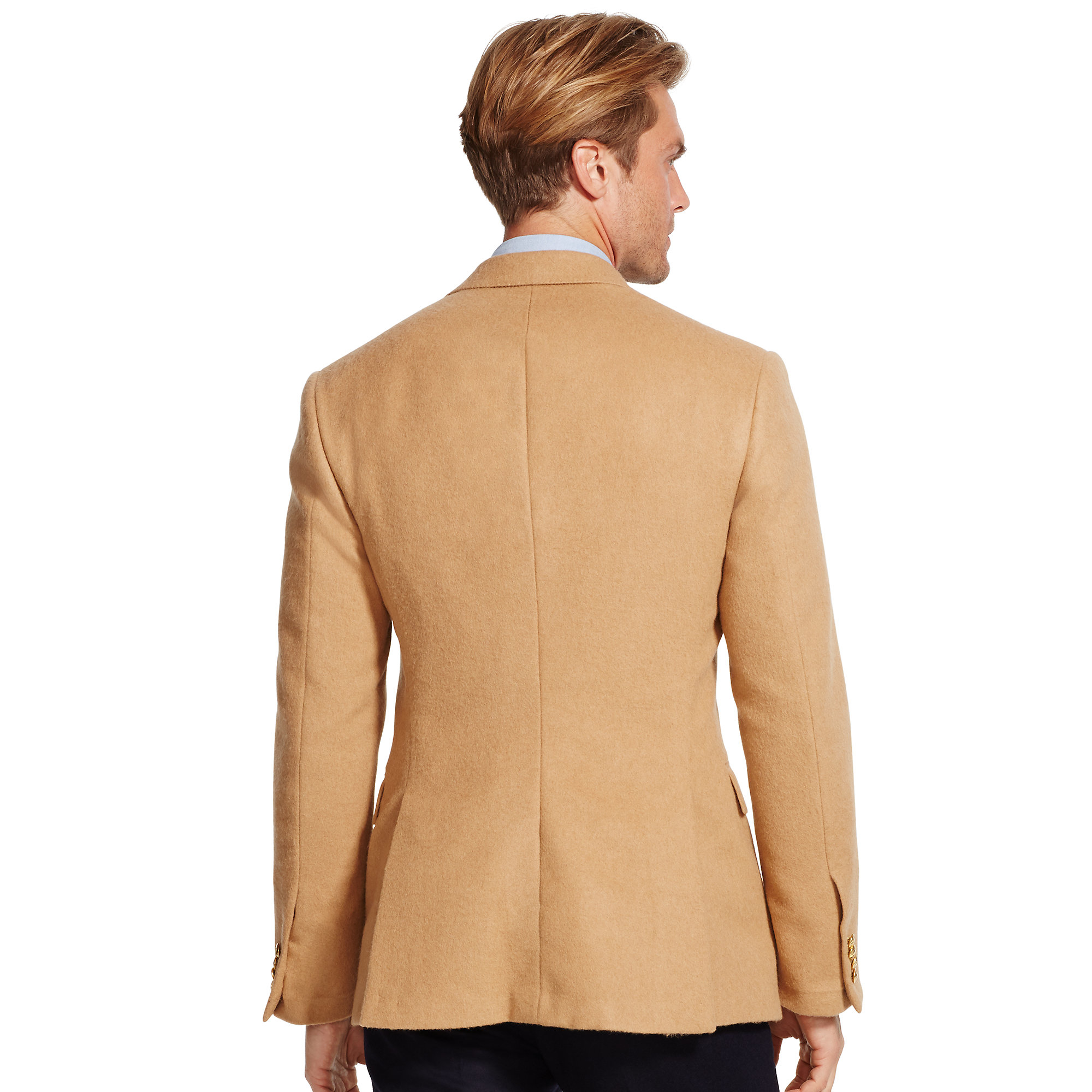 best prices many fashionable choose genuine Polo Ralph Lauren Natural Polo I Camel Hair Sport Coat for men