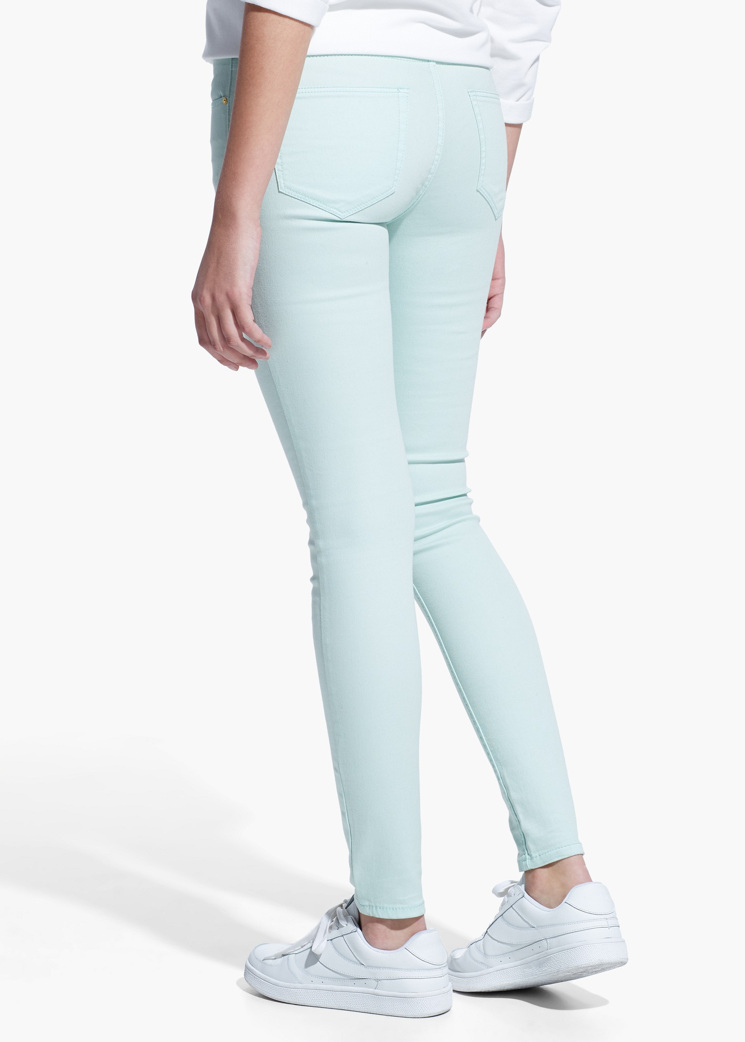 MANGO Skinny Paty jeans Clearance Online Fake Wiki For Sale Clearance Outlet Store Official Site Cheap Price Sale Huge Surprise KpTBkoMR0