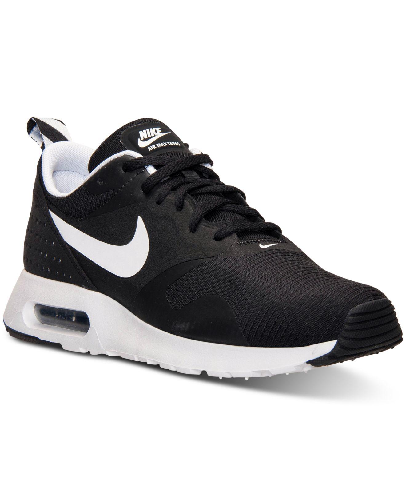 2503af500 nike-blackwhiteblack-mens-air-max-tavas-running-sneakers -from-finish-line-black-product-2-047003461-normal.jpeg