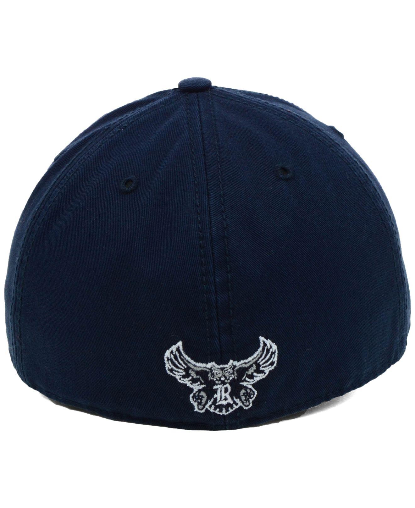 aa4af0309c27c Lyst - 47 Brand Rice Owls Vip Franchise Cap in Blue for Men