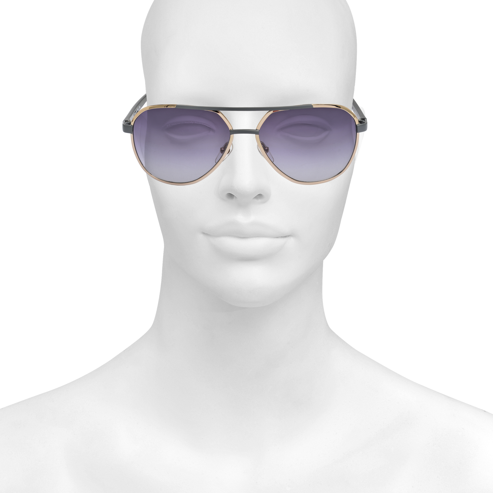 1bca6958fbf8 Michael Kors Tristan Sunglasses in Purple - Lyst
