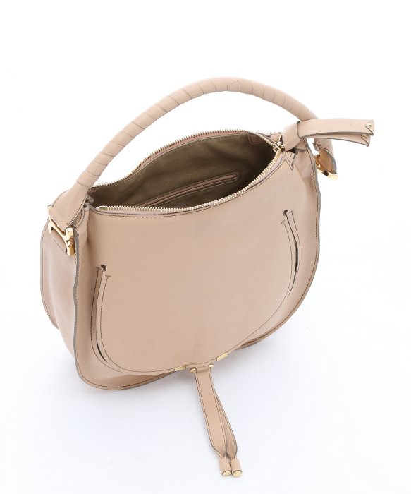 cheap chloe handbags uk - marcie bag in grained calfskin