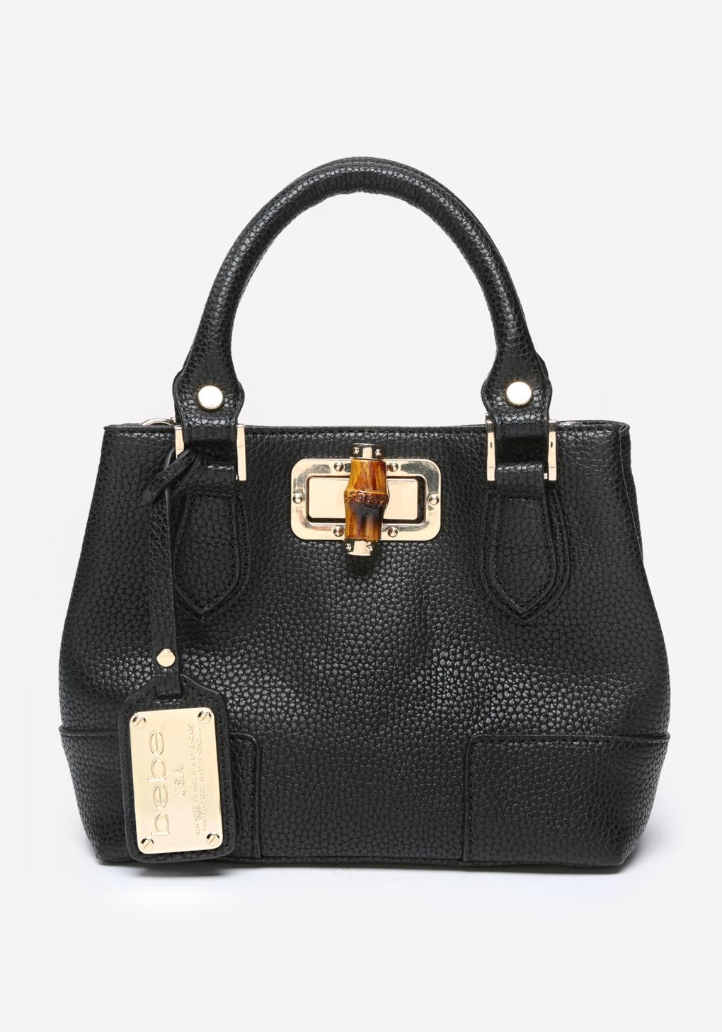 Bebe Jocelyn Crossbody Bag In Black Lyst