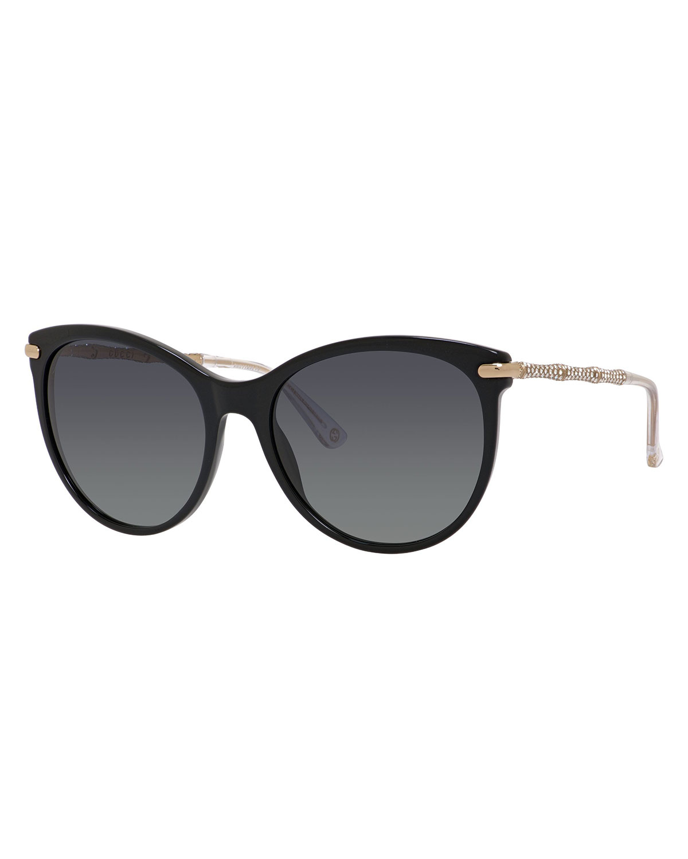 ef356969c4d Cartier Bamboo Frame Rimless Sunglasses Black Gold « One More Soul