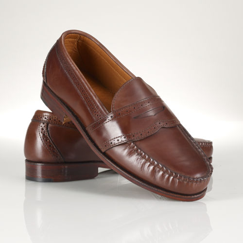 Us Polo Leather Shoes