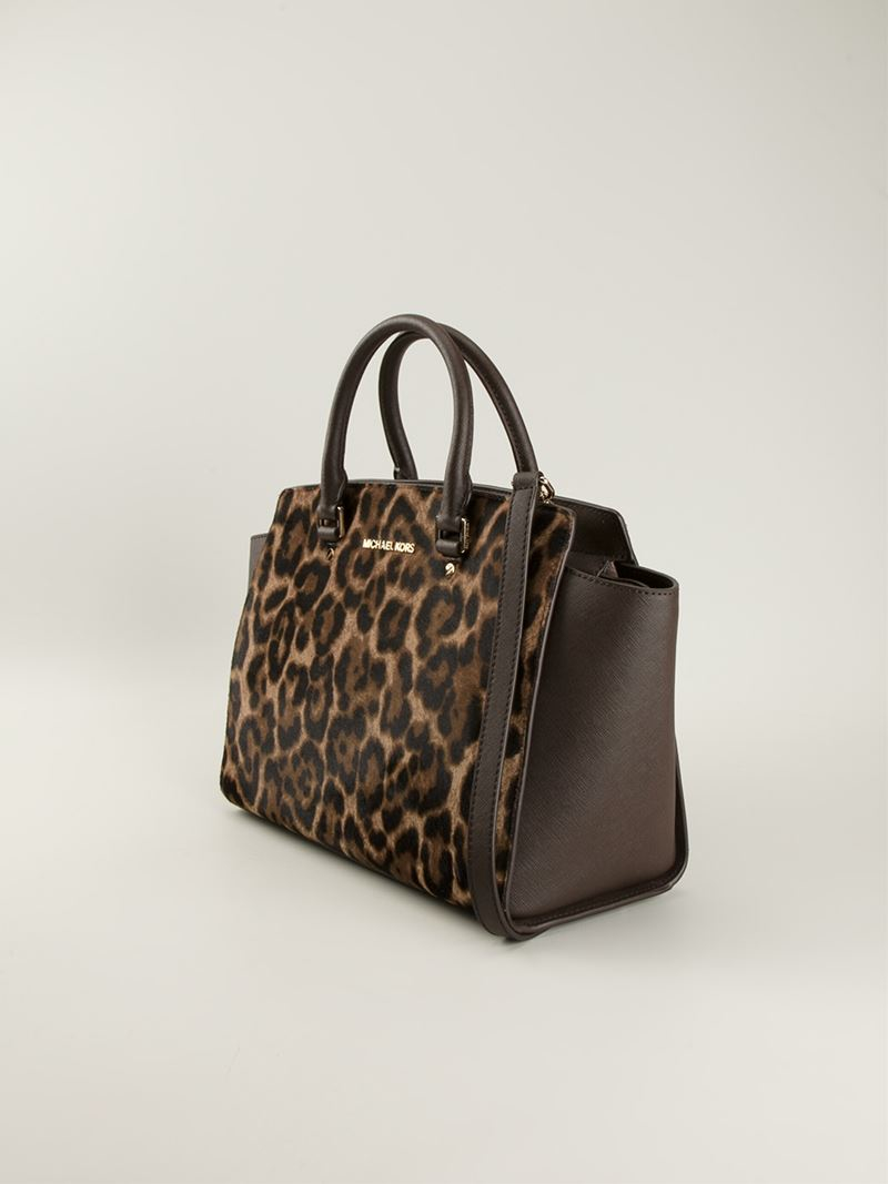 802261dae2cb Previously sold at Farfetch · Womens Michael By Michael Kors Selma ...