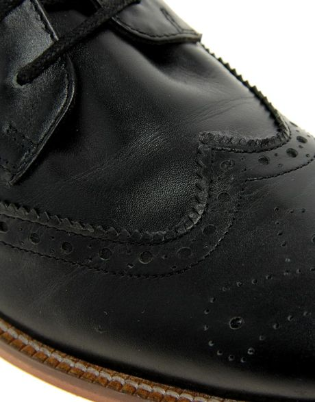 Brogue Boots Asos Asos Asos Brogue Boots