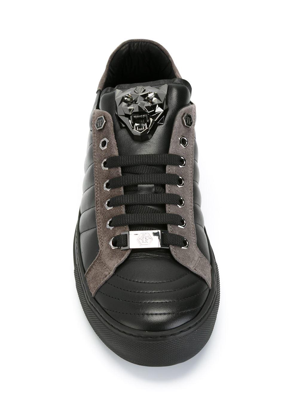 philipp plein sneakers studded, Philipp Plein slip on