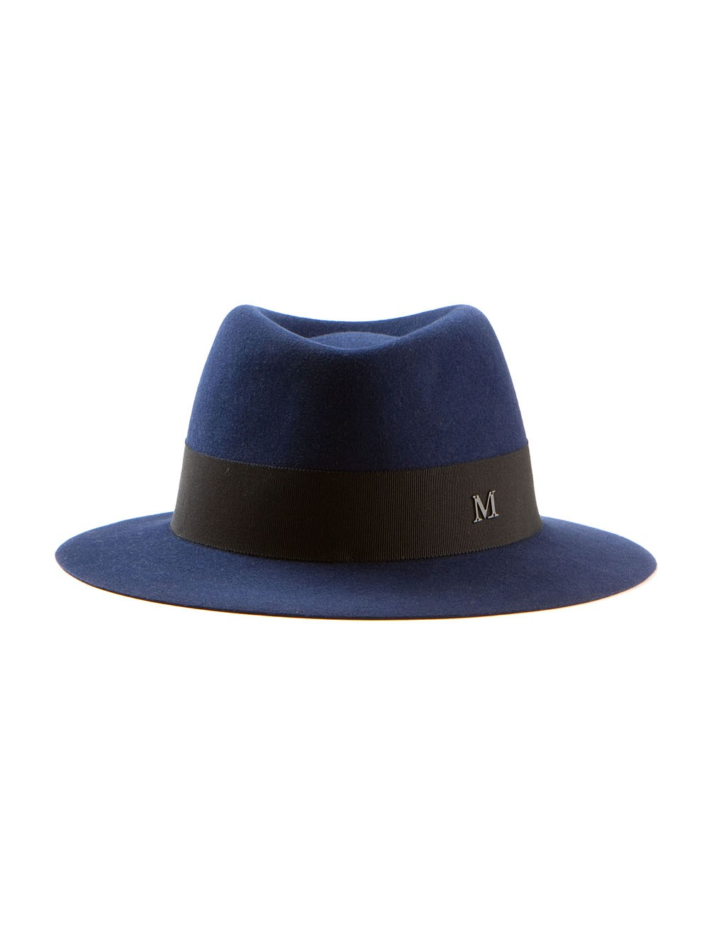 Maison michel andre hat in blue lyst for Maison michel
