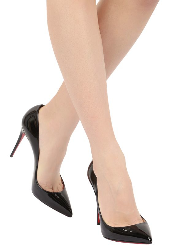 lowest price 04234 82449 Women's Black Pigalle Follies Patent Leather Court Shoes