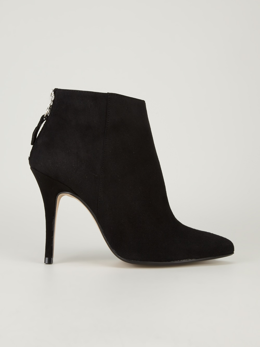Gardenia Stiletto Ankle Boot in Black | Lyst