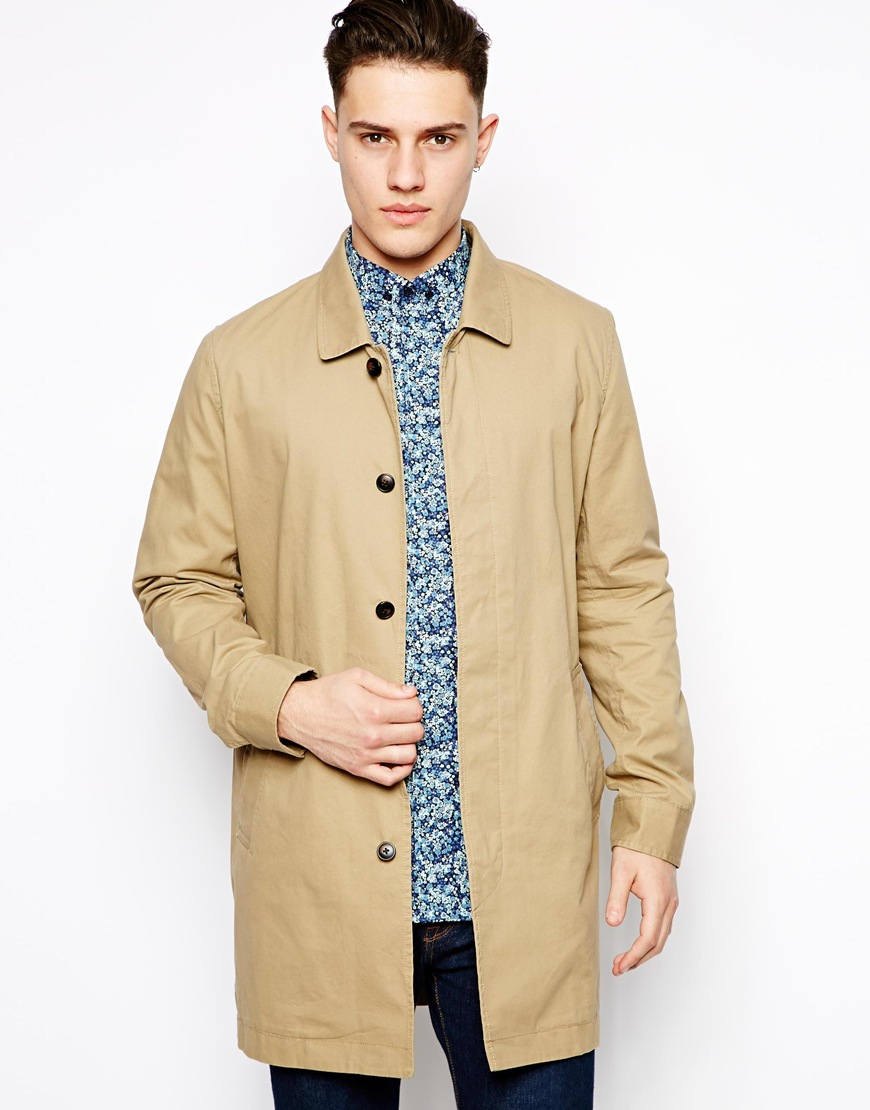 Collection Mens Beige Trench Coat Pictures - Reikian