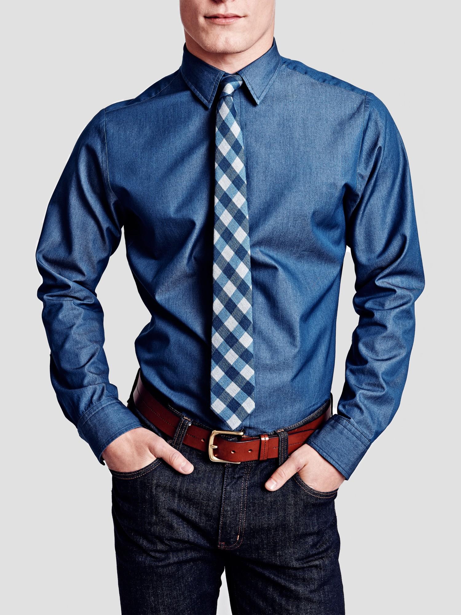 Thomas Pink Caldicot Plain Super Slim Fit Shirt In Blue