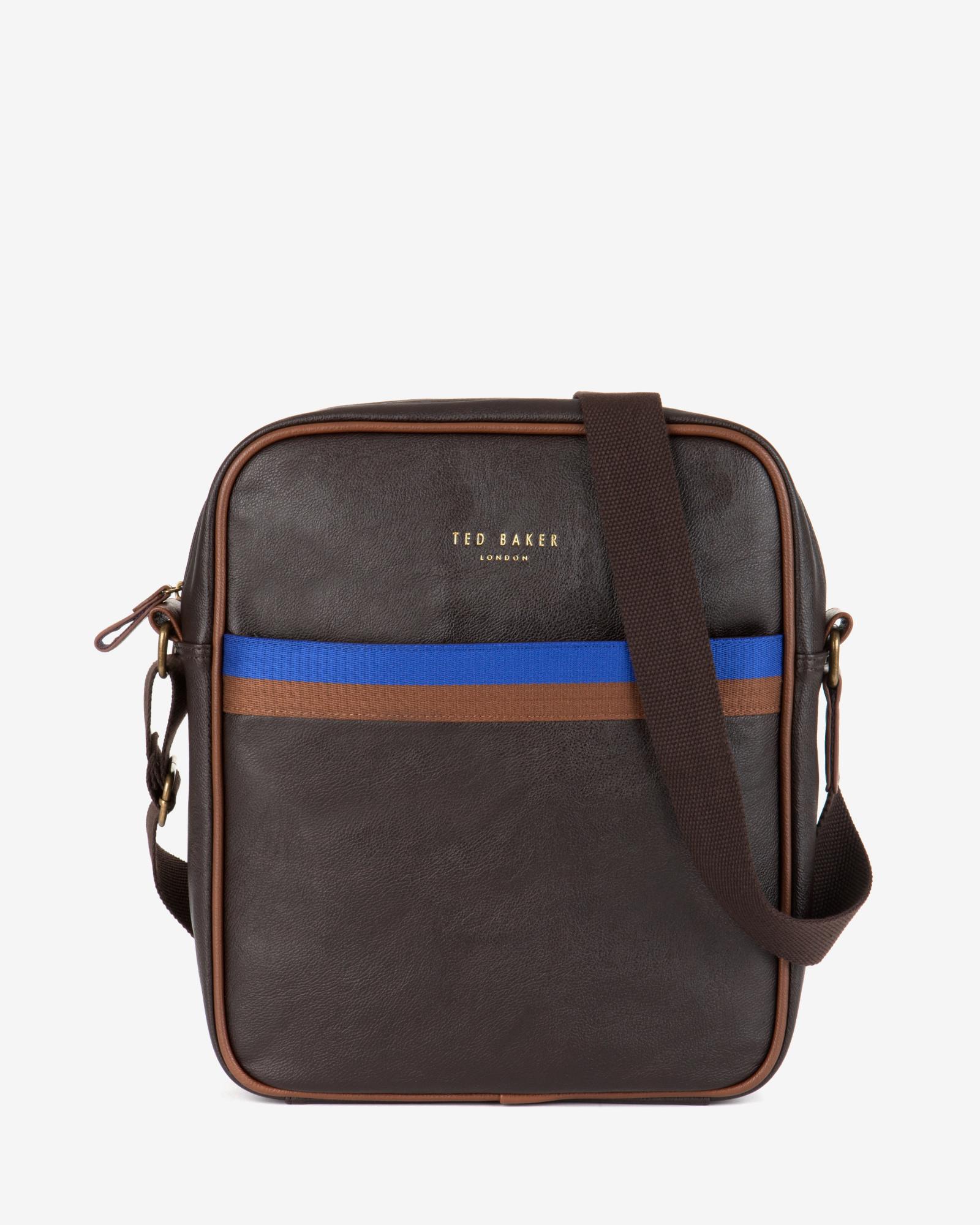 Brown For Body Men Baker In Lyst Bag Ted Cross Flight y8vNOmn0w