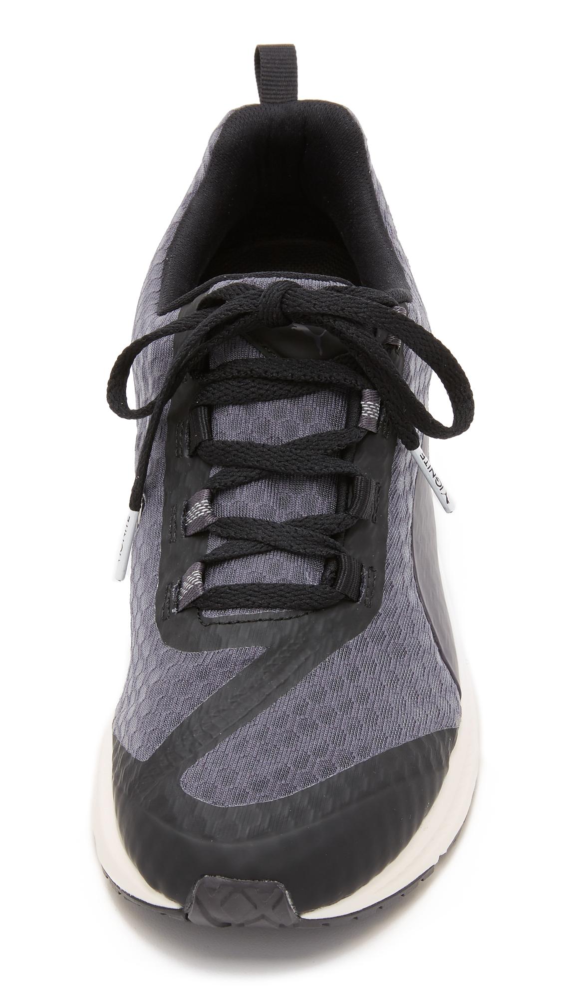 PUMA Ignite Xt Core Sneakers in Black