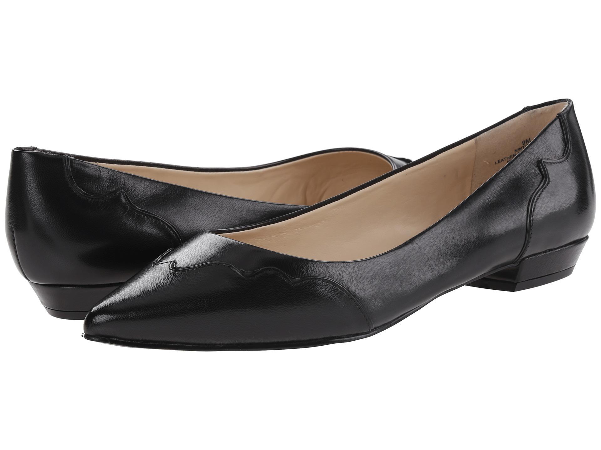 nine west tie dye in black black black leather lyst