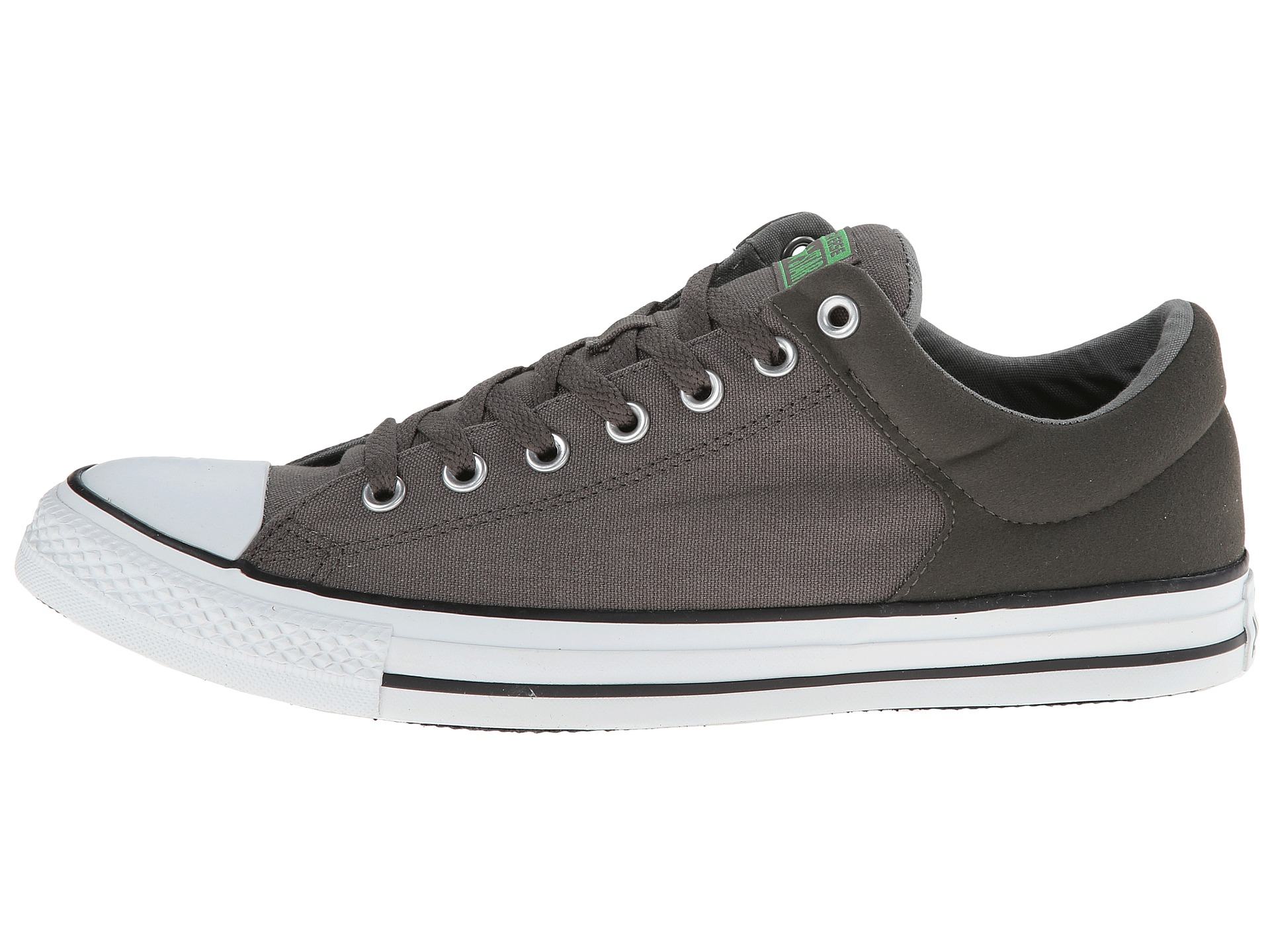 00afecd4745f4e Lyst - Converse Chuck Taylor® All Star® High Street Ox in Gray for Men