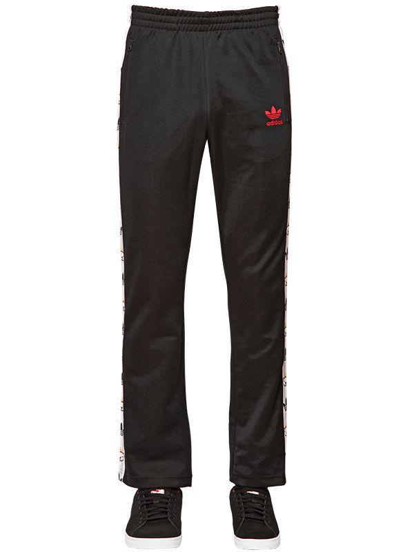 best choice great deals 2017 new arrive Nigo Retro Bear Cotton Jogging Pants