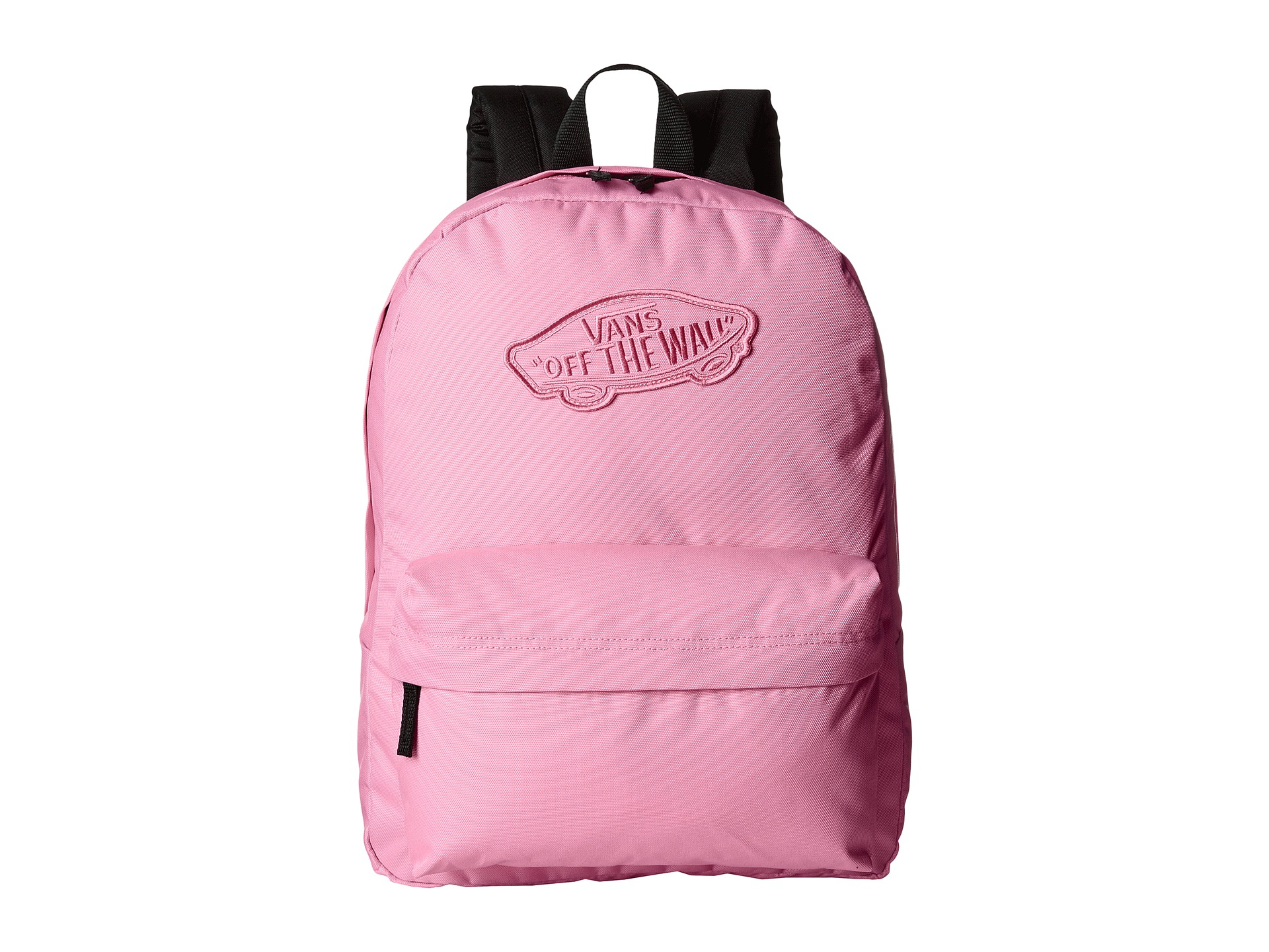 Vans Realm Backpack in Pink | Lyst